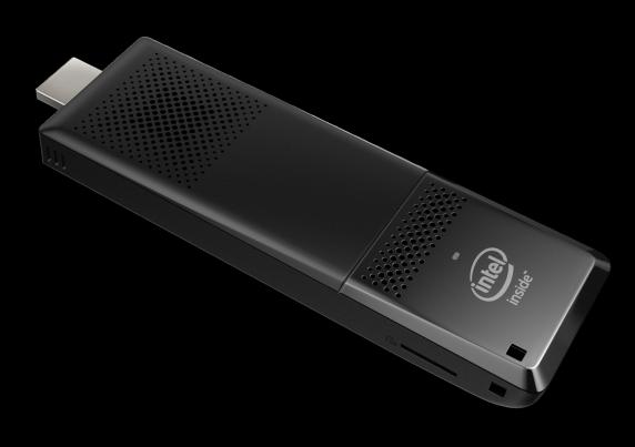 INTEL Intel Compute Stick Win 10/32GB/2GB/Atom x5-Z8300