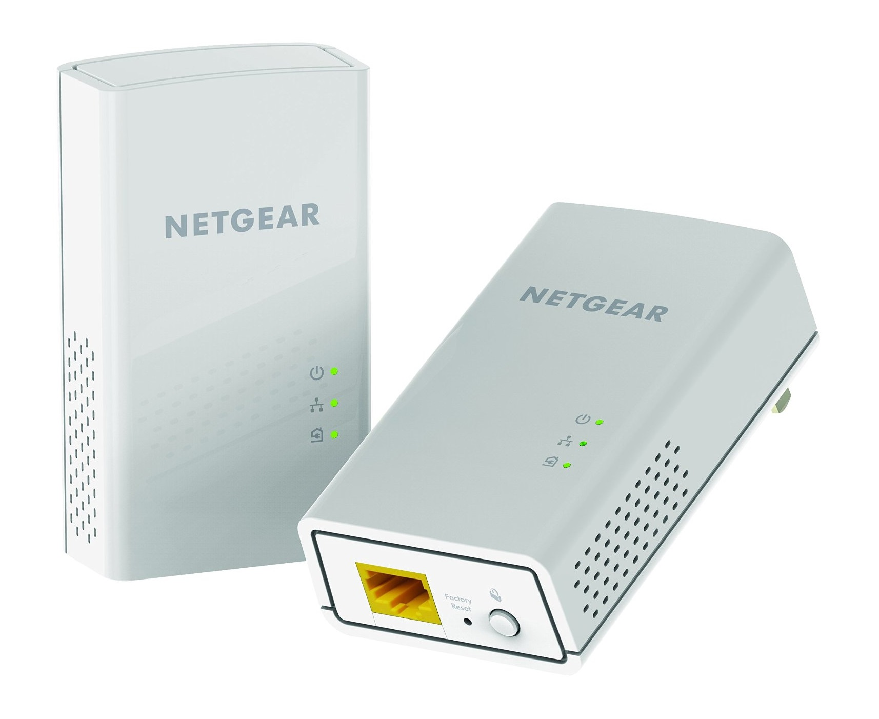 NETGEAR 2PT GIGABIT PWLINE 1200 BNDL, PL1200