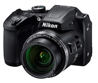 NIKON COOLPIX B500 - 16 MP, 40x zoom VR - Black