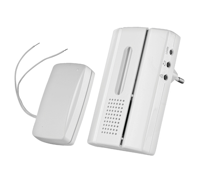 TRUST Wireless Doorbell Chime with transmitter ACDB-7000BC