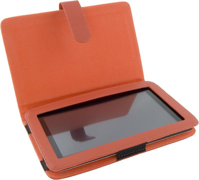 Esperanza ET181R Pouzdro pro tablet 7'', eko kůže, červené
