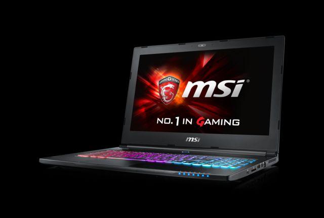 "MSI GS60 6QC-423CZ Ghost/i7-6700HQ Skylake/16GB/128GB SSD+1TB HDD/GTX960M 2GB/15.6"" FHD/W10 + dárky"