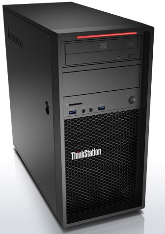 ThinkStation P310 E3-1225 v5 3,30GHz/4GB/1TB-7200/DVD-RW/Tower/Win7PRO+Win10PRO