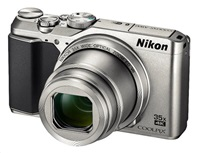 NIKON COOLPIX A900 - 20,3 MP, 35x zoom VR - Silver
