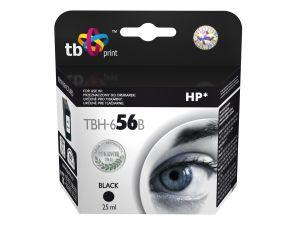 Ink. kazeta TB kompat. s HP C6656 (No.56) Black