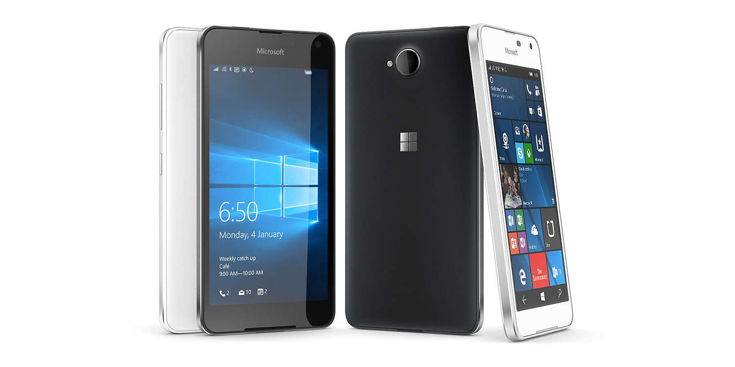 Microsoft Lumia 650 Single SIM Black