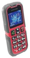 Swissvoice SV39 outdoorový telefon, černá