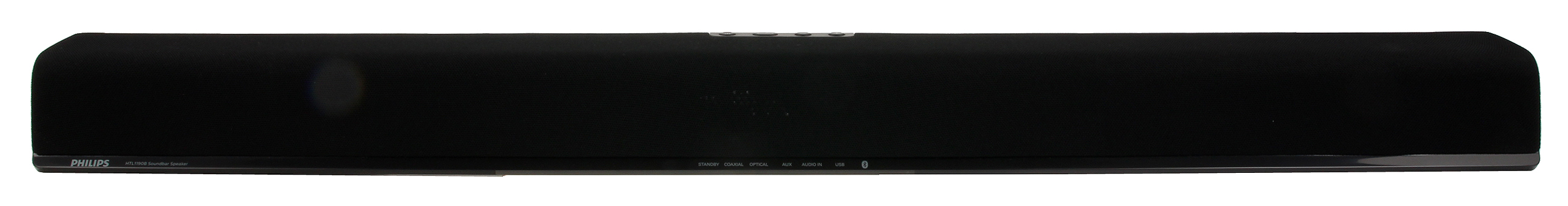 Philips HTL1190B soundbar s technologií bluetooth černé