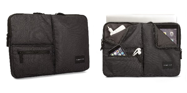 "Crumpler The Geek Elite 13"" - black denim"