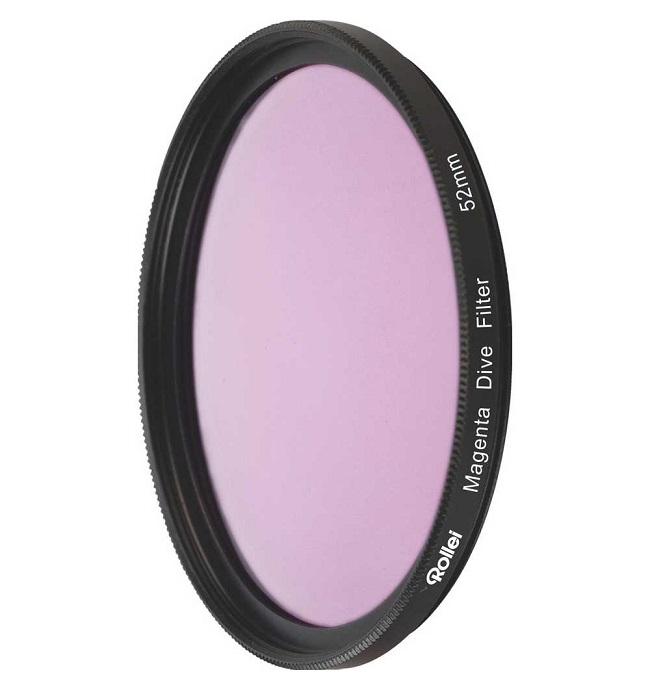 Rollei GoPro Filter set/ Sada filtrů pro kamery GoPro 3,3+,4