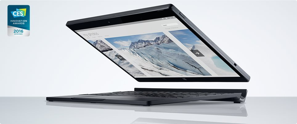 "Dell Konvertibilní Ultrabook XPS 12 9250 /m5 6Y57/8GB/256GB SSD/HD Graphics 515/12,5"" Touch UHD/Win 10"