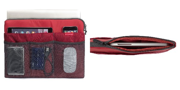 "Crumpler The Geek 13"" Supreme - desert red"
