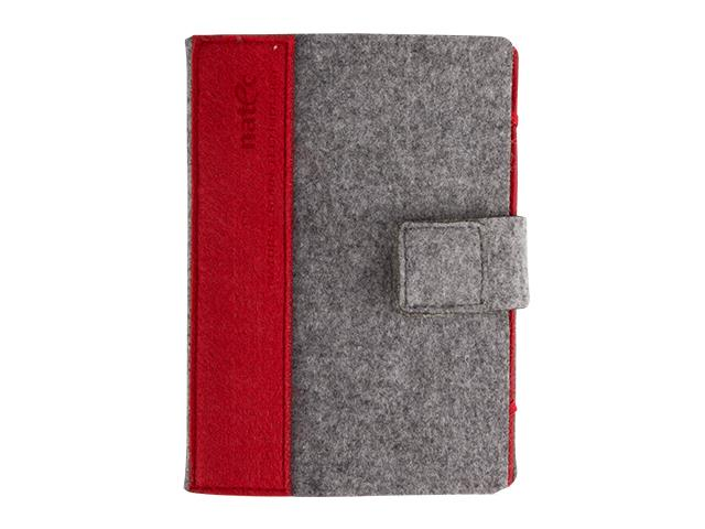 Natec Kindle case Sheep 6'' Grey-red
