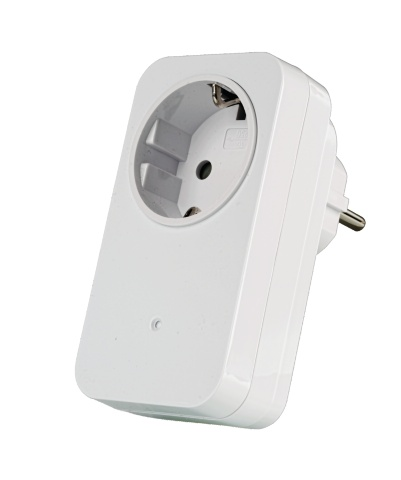 TRUST Spínač do vnitřní síťové zás. k bezdr. spínání světel/zařízení(max.1000W) AC-1000