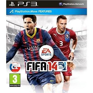 FIFA 14 PS3 CZ/SK Essentials