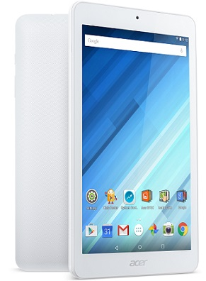 "Iconia One 8 (B1-850-K9ZR) MTK MT8163 A53 quad (1.3 GHz) /1GB DDR3/eMMC 16GB/8"" dotyk.IPS/2MP(front)+5MP(back)/GPS/BT/Android"