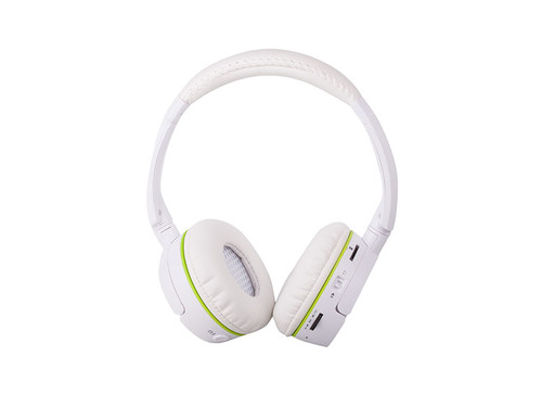MPV 1505/WH Multifunk.sluchátka s MP3/FM