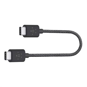Belkin kabel USB-C 2.0 to USB-C 2.0, černý