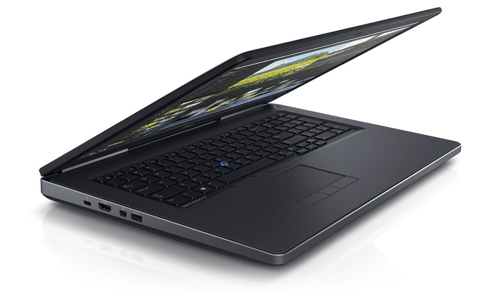 Dell Precision 17 M7710 FHD i7-6820HQ/16G/1TB/M3000M/HDMI/mDP/USB/RJ45/WIFI/BT/MCR/W7+W10Pro/3NBD