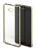 Mozo zadní kryt s rámečkem pro Lumia 650, zlatá