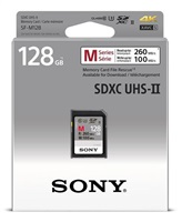 SONY SD karta SFG1M 128 GB