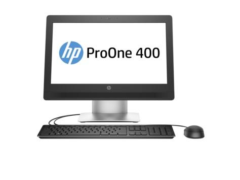 "HP ProOne 400 G2 AiO 20"" i5-6500T/4GB/128SSD/DVD/1NBD/7+10P"