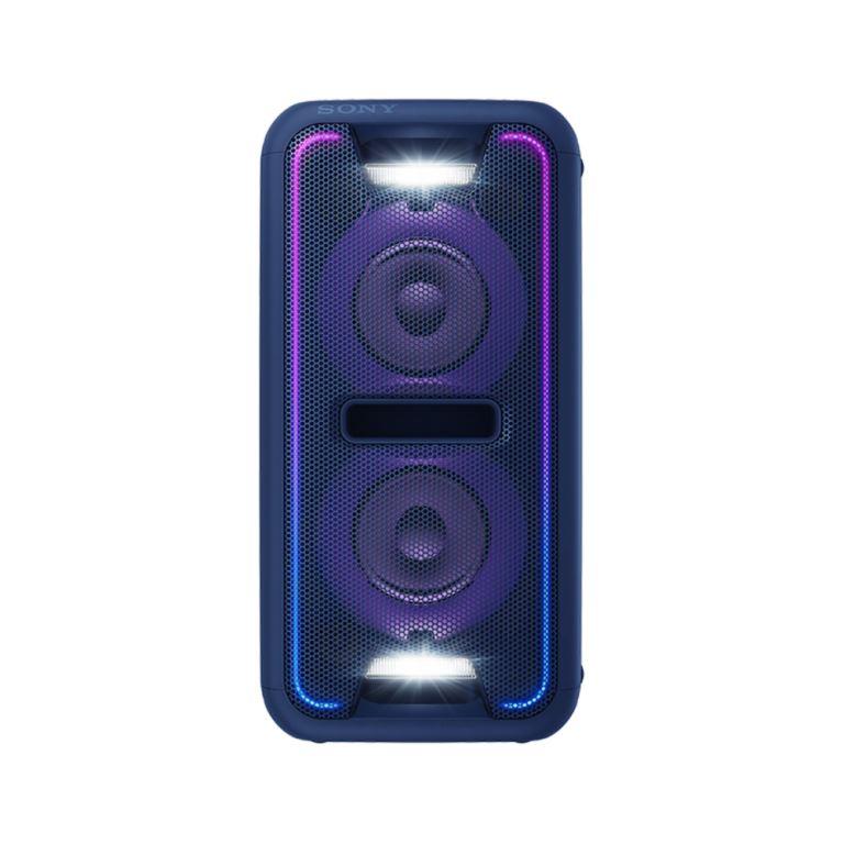 Sony Hi-Fi G-Tank GTK-XB7, USB,MP3,BT,NFC, modrý