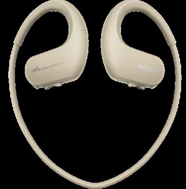 SONY NW-WS413 - Vodotěsný a prachotěsný přehrávač Walkman® 4GB - Ivory