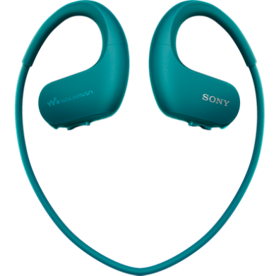 SONY NW-WS413 - Vodotěsný a prachotěsný přehrávač Walkman® 4GB - Blue