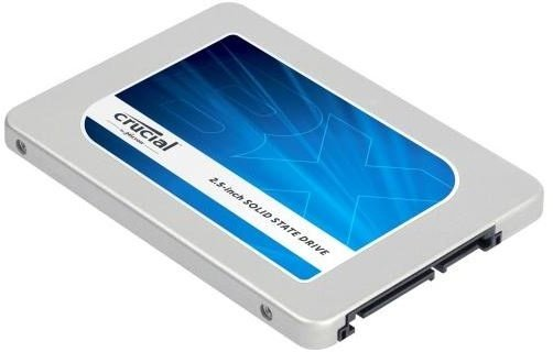 Crucial SSD BX200 480GB 490/540Mbs 2.5-inch (7mm), 7mm to 9.5mm