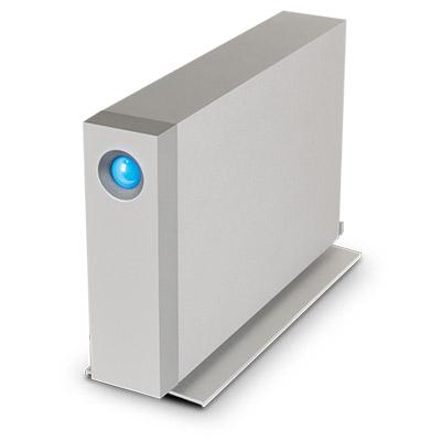 LaCie externí HDD d2 5TB, 3.5'' USB 3.0, 7200RPM, hliník