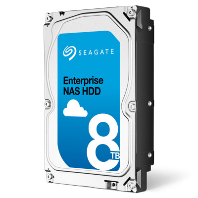 Seagate Enterprise NAS HDD 3.5'' 8TB SATA3 7200RPM 256MB