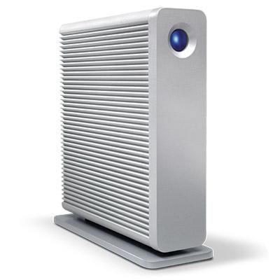 LaCie externí HDD d2 QUADRA v3 5TB, 3.5'' USB 3.0, 7200RPM, 32 MB