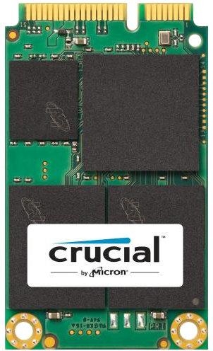 Crucial SSD MX200 500GB mSATA 6Gbps, 555/500MBs