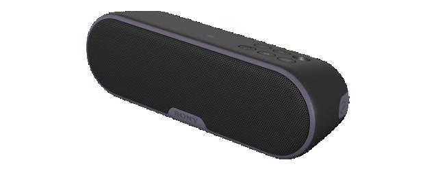SONY SRS-XB2 Bezdrátový reproduktor s funkcemi NFC a Bluetooth® - Black