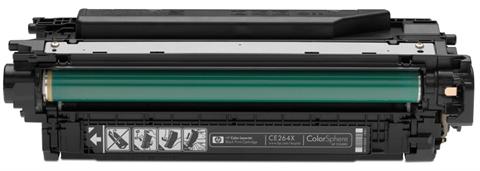 HP 646X - černý Contract Toner, CE264XC